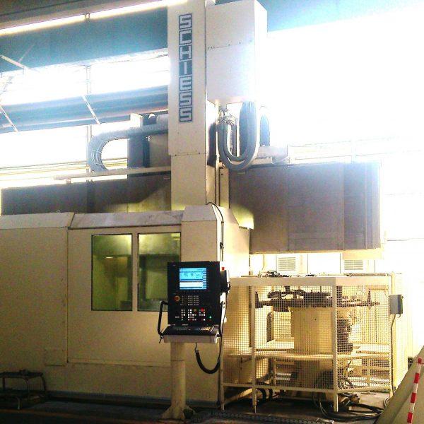 CNC-Karusselldrehmaschine-SCHIESS-16-DSC-am-Montageort-in-Rumänien